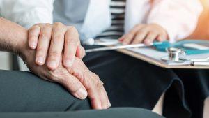 Geriatric,Doctor,Consulting,And,Diagnostic,Examining,Elderly,Senior,Adult,Patient